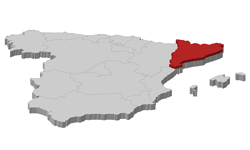Španielsko - bohaté Katalánsko sa chce oddeliť.