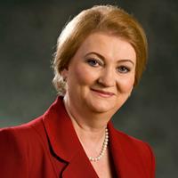 Europoslankyňa 2014 - Anna Záborská