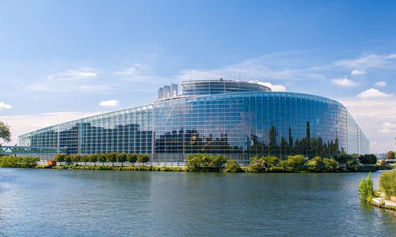 Európsky parlament vŠtrasburgu