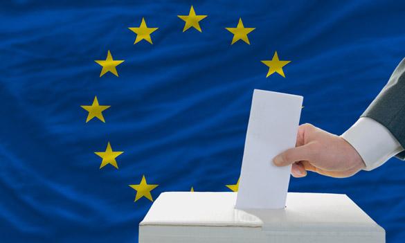Eurovoľby - voľby do Európskeho parlamentu