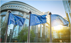 Orgány EÚ - Európsky parlament v Brusel
