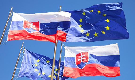 Slovensko vEÚ
