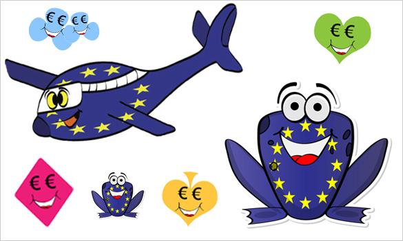 Detská propaganda EÚ