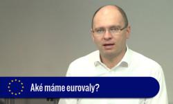 Aké máme eurovaly - 60 sek. video