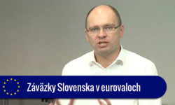 Aké sú záväzky Slovenska v eurovaloch