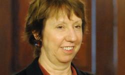 Catherine Ashton - šéfka diplomatickej služby EÚ