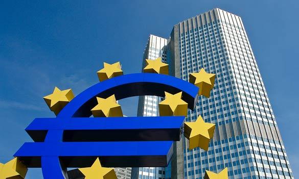 Bankova kriza - Európska centrálna banka