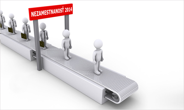 Stúpajúca nezamestnanosť veurozóne