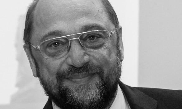 Predseda Európskeho parlamentu Martin Schulz