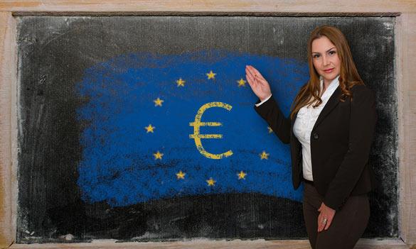 Lotyšsko propaguje euro