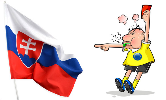 Slovensko zneužívalo eurofondy