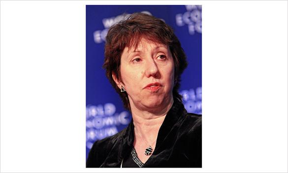 Catherine Ashtonová - Ministerstvo zahraničných vecí EÚ