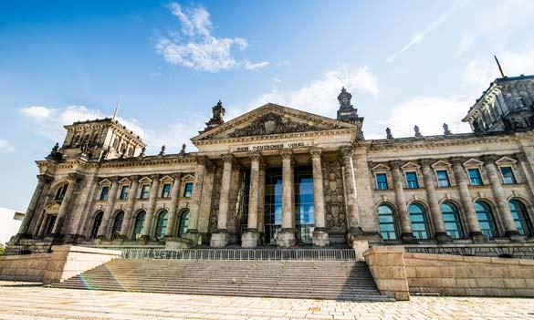 Nová nemecká vláda