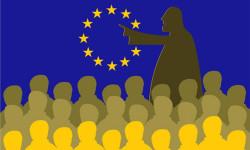 Voľby do europarlamentu – ovplyvňovanie školákov peniazmi daňovníkov
