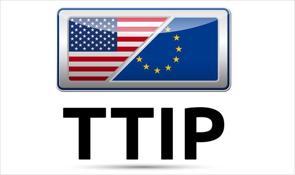 Dohoda o voľnom obchode s USA - EÚ