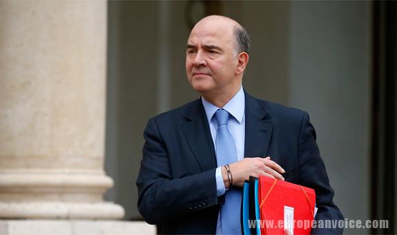 Francúzsky eurokomisár Pierre Moscovici