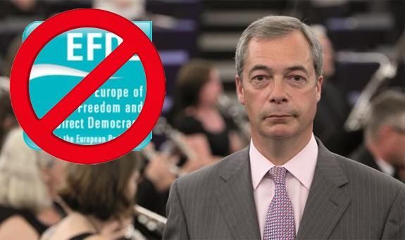 Euroskeptici v europarlamente - EFDD