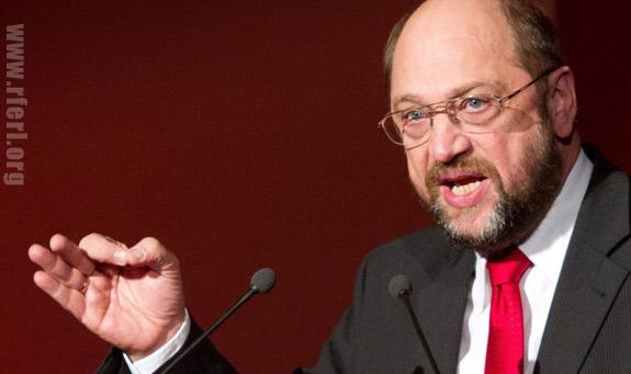 Predseda Európskeho parlamentu - eurofederalista