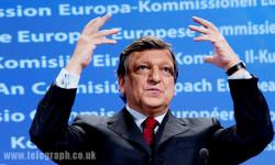"""Predseda Európskej komisie Barroso sumarizuje svoje """"úspechy"""""""