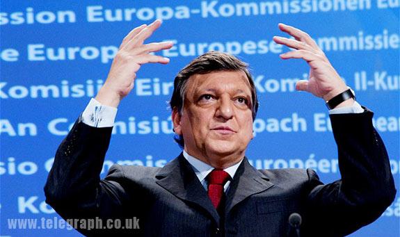 Predseda Európskej komisie José Manuel Barroso