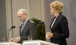 Predseda Európskej rady Rompuy spomína na svoje úspechy