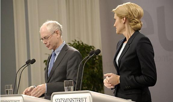 Predseda Európskej rady Van Rompuy