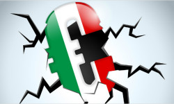Euro v Taliansku stráca na popularite čoraz viac