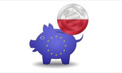 Zavedenie eura má v Poľsku rekordne nízku podporu