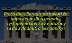 Vystúpenie Grécka z eurozóny