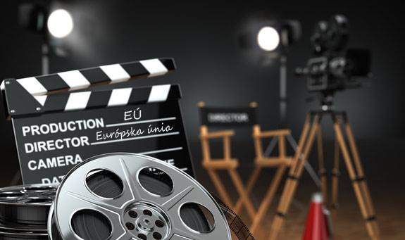 Európska únia a seriál