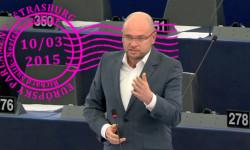 Európsky úrad pre boj proti podvodom - Sulík