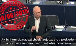 Európsky úrad pre boj proti podvodom - podozrenia z podvodov