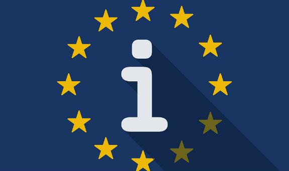 Európska únia a informácie