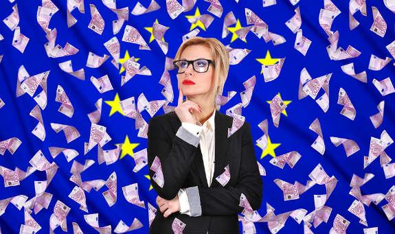 Rozpočet Európskej únie a prerozdeľovanie