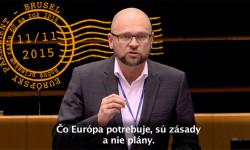 Ročný prieskum rastu EÚ na rok 2016 - Sulík