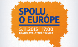 Spolu o Európe - Európska únia