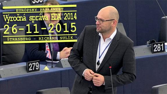 Výročná správa Európskeho dvora audítorov 2014 - Sulík