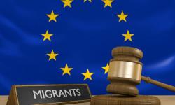 Utečenci v EÚ a Komisia