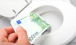 Rozvojová pomoc EÚ – každé druhé euro je vyplytvané