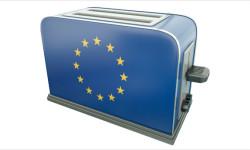 Európska únia odkladá reguláciu toastovačov kvôli britskému referendu