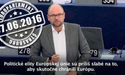 MIgranti EÚ - Sulík