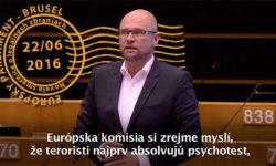 Novela smernice olegálnych zbraniach obmedzí slobodu slušných ľudí | Europarlament