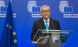 Predseda Európskej komisie Jean-Claude Juncker a Brexit