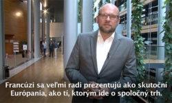 Administratívne prekážky pre zahraničných prepravcov advojaký meter EÚ | Videokomentár Richarda Sulíka
