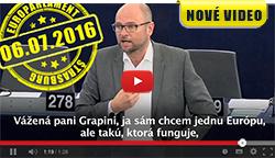 Slovenské predsedníctvo vRade EÚ 2016 - Europarlament