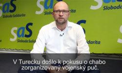 Európska únia sa nemôže spoliehať na Turecko | Videokomentár Richarda Sulíka