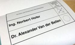 Rakúsky kandidát na prezidenta Hofer má opäť šance na úspech