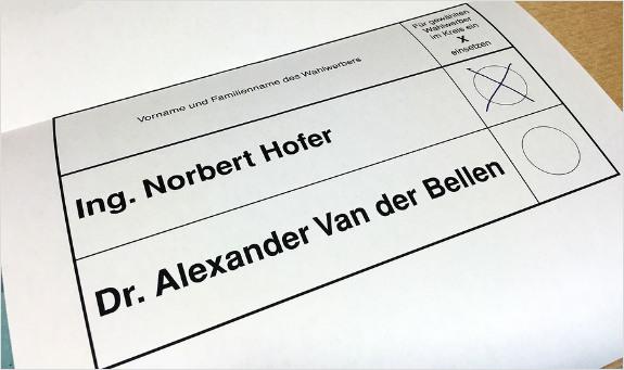 Rakúsky kandidát na prezidenta a EÚ