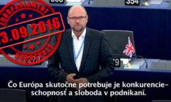 Sociálny dumping - Richard Sulík