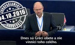 Euro je pre Grécko príliš silné - Sulík